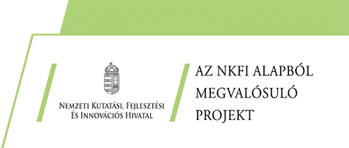 NKFIA alapból megvalósuló projekt